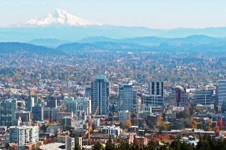 Portland office location for online business systems